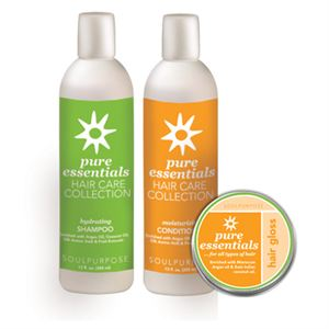 Picture of Pure Essentials Healthy Hair Gift Set